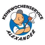 Logo Kehrwochenservice mit weißem Hintergrund